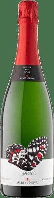9,95 € Kostenloser Versand | Weißer Sekt Albet i Noya Efecte Brut Reserva D.O. Cava Katalonien Spanien Macabeo, Xarel·lo, Chardonnay, Parellada Flasche 75 cl
