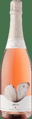 14,95 € Envoi gratuit | Rosé moussant Albet i Noya Efecte Rosat Brut Joven D.O. Penedès Catalogne Espagne Pinot Noir Bouteille 75 cl