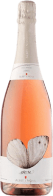 12,95 € Free Shipping | Rosé sparkling Albet i Noya Efecte Rosat Brut Joven D.O. Penedès Catalonia Spain Pinot Black Bottle 75 cl | Thousands of wine lovers trust us to get the best price guarantee, free shipping always and hassle-free shopping and returns.
