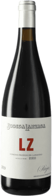 8,95 € Free Shipping | Red wine Telmo Rodríguez LZ D.O.Ca. Rioja The Rioja Spain Bottle 75 cl