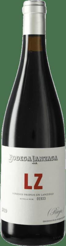 8,95 € Envoi gratuit   Vin rouge Telmo Rodríguez LZ D.O.Ca. Rioja La Rioja Espagne Bouteille 75 cl