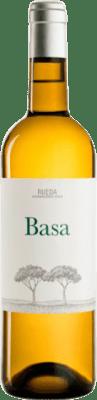 9,95 € Envoi gratuit | Vin blanc Telmo Rodríguez Basa Joven D.O. Rueda Castille et Leon Espagne Bouteille 75 cl