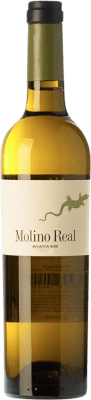 33,95 € Kostenloser Versand | Verstärkter Wein Telmo Rodríguez Molino Real D.O. Sierras de Málaga Andalucía y Extremadura Spanien Muscat Halbe Flasche 50 cl