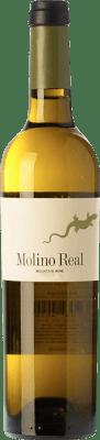 51,95 € Envio grátis | Vinho fortificado Telmo Rodríguez Molino Real 2007 D.O. Sierras de Málaga Andalucía y Extremadura Espanha Mascate Meia Garrafa 50 cl