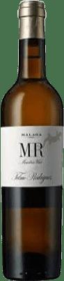17,95 € Spedizione Gratuita | Vino fortificato Telmo Rodríguez MR D.O. Sierras de Málaga Andalucía y Extremadura Spagna Moscato Mezza Bottiglia 50 cl