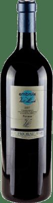 89,95 € Free Shipping | Red wine Vall Llach Embruix Crianza D.O.Ca. Priorat Catalonia Spain Merlot, Syrah, Grenache, Cabernet Sauvignon, Mazuelo, Carignan Jeroboam Bottle-Double Magnum 3 L