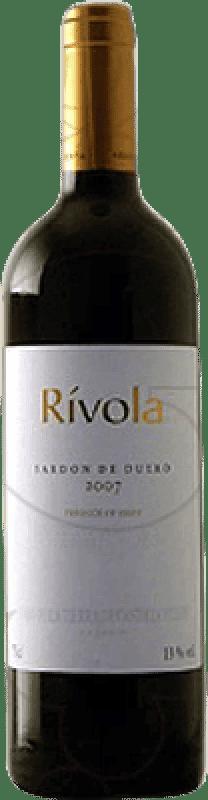 13,95 € Free Shipping | Red wine Abadía Retuerta Rívola Crianza 2011 I.G.P. Vino de la Tierra de Castilla y León Castilla y León Spain Tempranillo, Cabernet Sauvignon Bottle 75 cl