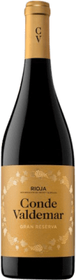 21,95 € Free Shipping | Red wine Valdemar Gran Reserva 2010 D.O.Ca. Rioja The Rioja Spain Tempranillo, Graciano, Maturana Tinta Bottle 75 cl