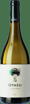9,95 € Free Shipping | White wine Señorío de Otazu Palacio de Otazu Crianza D.O. Navarra Navarre Spain Bottle 75 cl