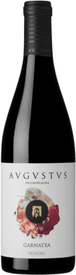 13,95 € Free Shipping | Red wine Augustus Crianza D.O. Penedès Catalonia Spain Grenache Bottle 75 cl