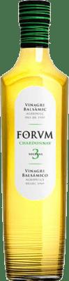 9,95 € Kostenloser Versand | Essig Augustus Chardonnay Forum Spanien Chardonnay Halbe Flasche 50 cl