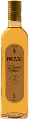 9,95 € Envío gratis   Vinagre Augustus Chardonnay Forum España Chardonnay Media Botella 50 cl