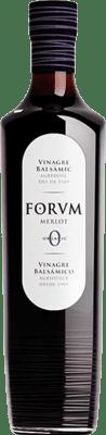 6,95 € Kostenloser Versand | Essig Augustus Merlot Forum Spanien Merlot Halbe Flasche 50 cl