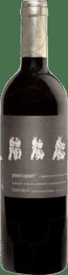 17,95 € Envoi gratuit | Vin rouge La Vinyeta Punt i a Part Crianza D.O. Empordà Catalogne Espagne Cabernet Sauvignon, Mazuelo, Carignan Bouteille 75 cl