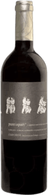 12,95 € Envío gratis   Vino tinto La Vinyeta Punt i a Part Crianza D.O. Empordà Cataluña España Cabernet Sauvignon, Mazuelo, Cariñena Botella 75 cl