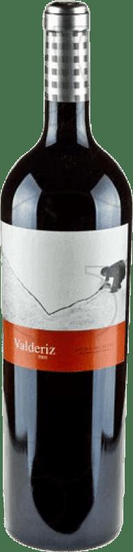 29,95 € Envío gratis | Vino tinto Valderiz Crianza D.O. Ribera del Duero Castilla y León España Botella Mágnum 1,5 L