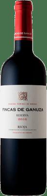 32,95 € Envoi gratuit | Vin rouge Remírez de Ganuza Fincas de Ganuza Reserva D.O.Ca. Rioja La Rioja Espagne Bouteille 75 cl