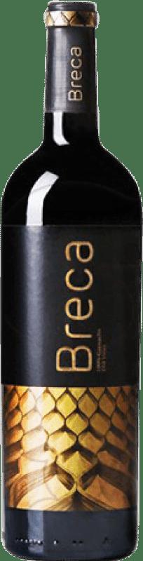 19,95 € Envío gratis | Vino tinto Breca Crianza D.O. Calatayud Aragón España Garnacha Botella Mágnum 1,5 L