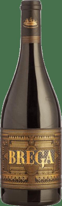 28,95 € Envío gratis | Vino tinto Breca Crianza D.O. Calatayud Aragón España Garnacha Botella 75 cl
