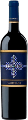 12,95 € Free Shipping | Red wine Can Blau Negre Crianza D.O. Montsant Catalonia Spain Bottle 75 cl