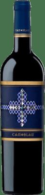 9,95 € Envoi gratuit | Vin rouge Can Blau Negre Crianza D.O. Montsant Catalogne Espagne Bouteille 75 cl