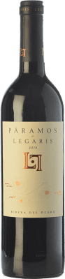 23,95 € Free Shipping | Red wine Legaris Páramos D.O. Ribera del Duero Castilla y León Spain Tempranillo Bottle 75 cl