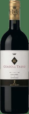 119,95 € Free Shipping | Red wine Guado al Tasso Antinori Otras D.O.C. Italia Italy Merlot, Cabernet Sauvignon, Cabernet Franc Bottle 75 cl