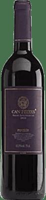 8,95 € Free Shipping | Red wine Huguet de Can Feixes Selecció Joven D.O. Penedès Catalonia Spain Bottle 75 cl