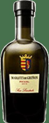 8,95 € Envío gratis | Aceite Marqués de Griñón Picual España Picual Botellín 25 cl