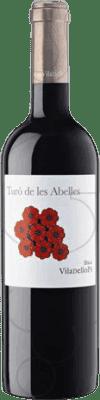 44,95 € Free Shipping | Red wine Finca Viladellops Turó de les Abelles D.O. Penedès Catalonia Spain Syrah, Grenache Magnum Bottle 1,5 L