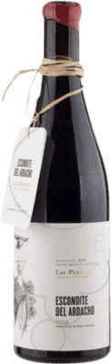 59,95 € Free Shipping | Red wine Tentenublo Escondite del Ardacho Las Paredes Crianza D.O.Ca. Rioja The Rioja Spain Tempranillo, Grenache Bottle 75 cl