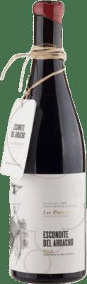 53,95 € Envío gratis | Vino tinto Tentenublo Escondite del Ardacho Las Paredes Crianza D.O.Ca. Rioja La Rioja España Tempranillo, Garnacha Botella 75 cl