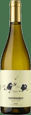 12,95 € Envoi gratuit | Vin blanc Tentenublo Joven D.O.Ca. Rioja La Rioja Espagne Malvasía, Macabeo Bouteille 75 cl