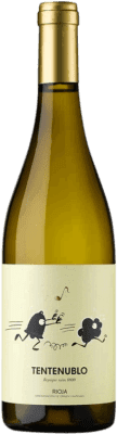 12,95 € Free Shipping | White wine Tentenublo Joven D.O.Ca. Rioja The Rioja Spain Malvasía, Macabeo Bottle 75 cl