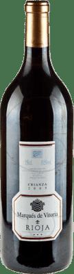 13,95 € Envoi gratuit   Vin rouge Marqués de Vitoria Crianza D.O.Ca. Rioja La Rioja Espagne Tempranillo Bouteille Magnum 1,5 L