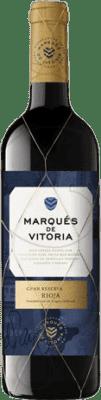 17,95 € Envoi gratuit   Vin rouge Marqués de Vitoria Gran Reserva D.O.Ca. Rioja La Rioja Espagne Tempranillo Bouteille 75 cl