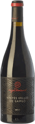 108,95 € Free Shipping | Red wine Domènech Samsó D.O. Montsant Catalonia Spain Mazuelo, Carignan Magnum Bottle 1,5 L