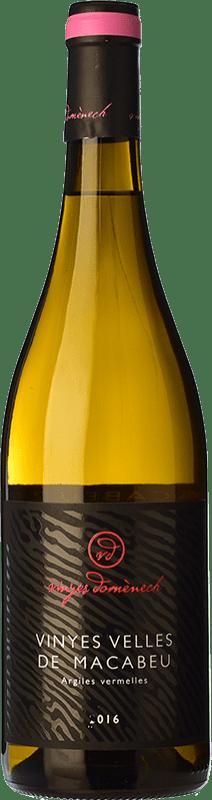 16,95 € Envío gratis   Vino blanco Domènech Crianza D.O. Montsant Cataluña España Macabeo Botella 75 cl