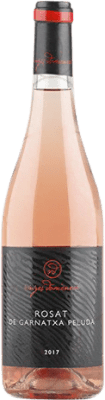 13,95 € Free Shipping | Rosé wine Domènech Joven D.O. Montsant Catalonia Spain Grenache Bottle 75 cl
