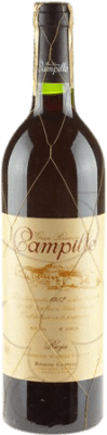 32,95 € Envoi gratuit   Vin rouge Campillo Gran Reserva D.O.Ca. Rioja La Rioja Espagne Tempranillo Bouteille 75 cl
