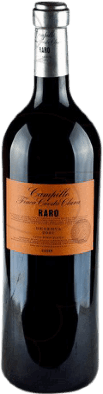 103,95 € Free Shipping | Red wine Campillo Raro 2010 D.O.Ca. Rioja The Rioja Spain Tempranillo Jéroboam Bottle-Double Magnum 3 L