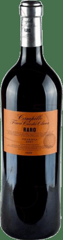 103,95 € Envoi gratuit   Vin rouge Campillo Raro 2010 D.O.Ca. Rioja La Rioja Espagne Tempranillo Bouteille Jéroboam-Doble Magnum 3 L