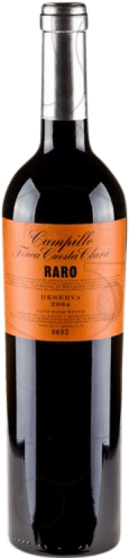 32,95 € Envoi gratuit   Vin rouge Campillo Raro Reserva D.O.Ca. Rioja La Rioja Espagne Tempranillo Bouteille 75 cl