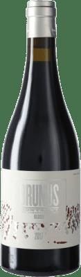 8,95 € Kostenloser Versand | Rotwein Portal del Montsant Brunus D.O. Montsant Katalonien Spanien Syrah, Grenache, Mazuelo, Carignan Halbe Flasche 50 cl