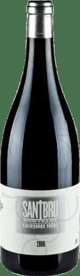 45,95 € Free Shipping | Red wine Portal del Montsant Santbru D.O. Montsant Catalonia Spain Syrah, Grenache, Mazuelo, Carignan Magnum Bottle 1,5 L