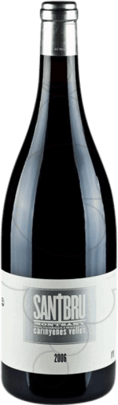 38,95 € Free Shipping | Red wine Portal del Montsant Santbru D.O. Montsant Catalonia Spain Syrah, Grenache, Mazuelo, Carignan Magnum Bottle 1,5 L
