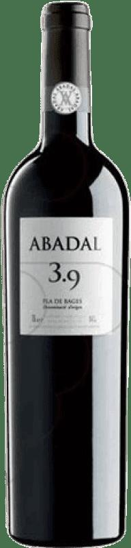 43,95 € Envío gratis | Vino tinto Masies d'Avinyó Abadal 3.9 Reserva D.O. Pla de Bages Cataluña España Syrah, Cabernet Sauvignon Botella Mágnum 1,5 L