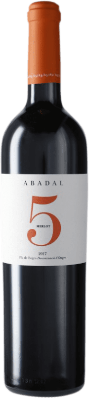 14,95 € Envoi gratuit   Vin rouge Masies d'Avinyó Abadal 5 Reserva D.O. Pla de Bages Catalogne Espagne Merlot Bouteille 75 cl