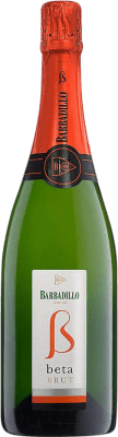 5,95 € Free Shipping | White sparkling Barbadillo Brut Joven Andalucía y Extremadura Spain Palomino Fino, Chardonnay Bottle 75 cl