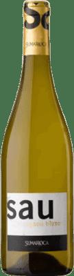 9,95 € Free Shipping | White wine Sumarroca Joven D.O. Penedès Catalonia Spain Sauvignon White Bottle 75 cl